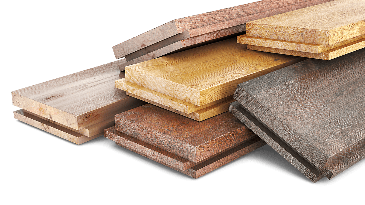 Напольные покрытия и стеновые панели из натуральной древесины